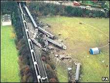 Selby rail crash