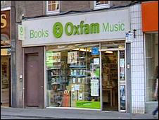 Oxfam in South Street