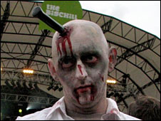 Zombie from I Spit on Your Rave (PA)