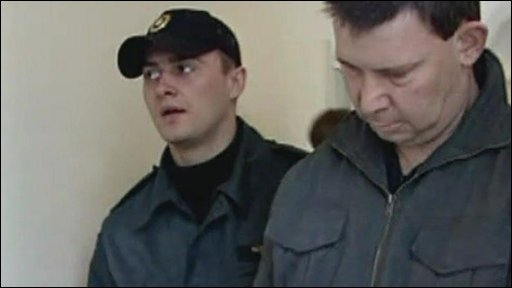 Michael Campbell was arrested in Lithuania after allegedly trying to buy weapons for the Real IRA