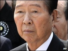 Former South Korean President Kim Dae-jung (29 May 2009)
