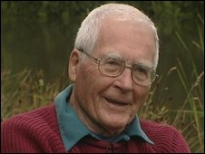 James Lovelock, celebrated scientist and author.