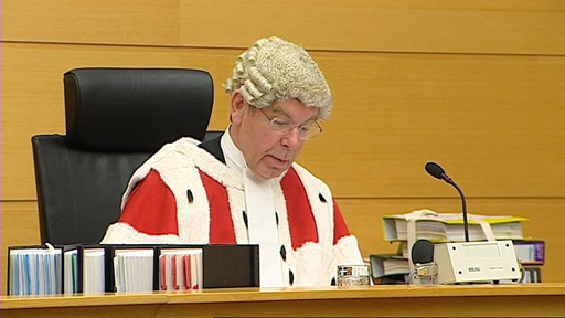Lord Justice General Lord Hamilton