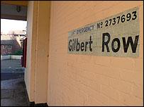 Gilbert Row, Park Hill