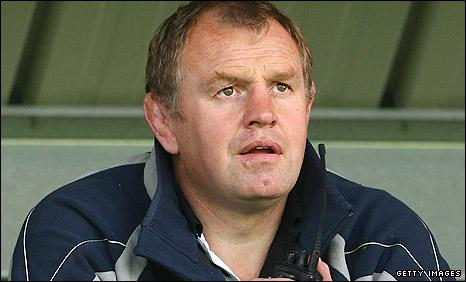 Former Quins rugby director Dean Richards