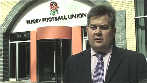 RFU spokesman Peter Thomas