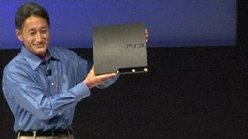CEO of Sony Computer Entertainment Kaz Hirai
