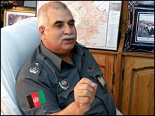 General Esmatullah Alizai