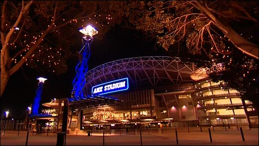 ANZ stadium in Sydney