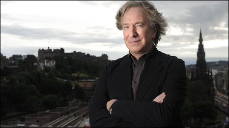 Alan Rickman Family Alan rickman first appeared in