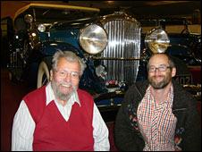 John Haynes and Mark Miodownik