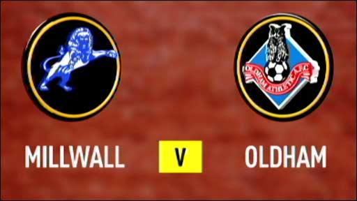 Millwall v Oldham