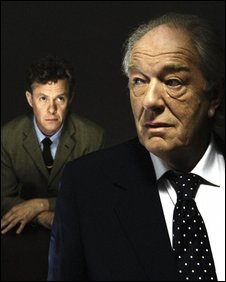 Alex Jennings and Michael Gambon