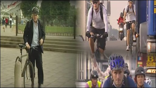 BBC London's cycling week