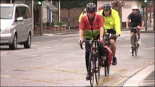 Cyclist's