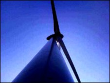 Alton Minho wind farm, Portugal