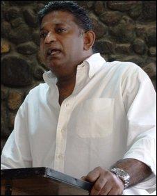Paikiasothy Saravanamuttu