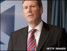 Scottish Justice Minister Kenny MacAskill (2o August 2009)
