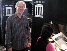 Brewster Kahle Internet Archive