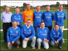 1974 Rovers Priaulx squad