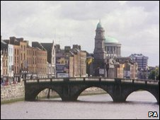Dublin City, Repubic of Ireland