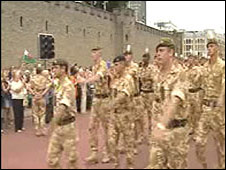 Charlie Company, 2nd Battalion, the Royal Welsh