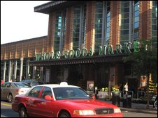 Whole Foods Market store