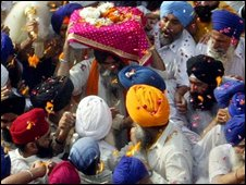 Sikhs in India