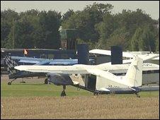 Hibaldstow Airfield