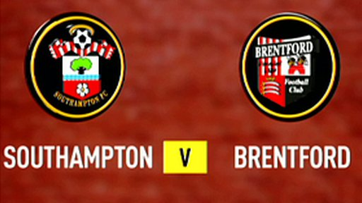 Highlights - Southampton 1-1 Brentford