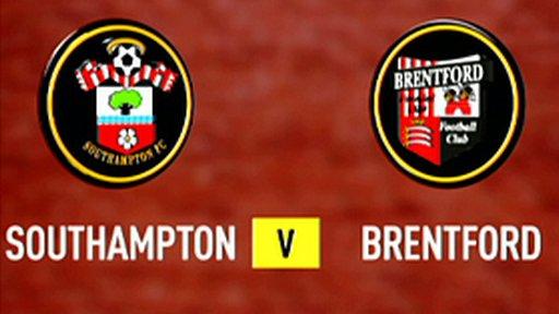 Highlights - Southampton 1-1 Brentford
