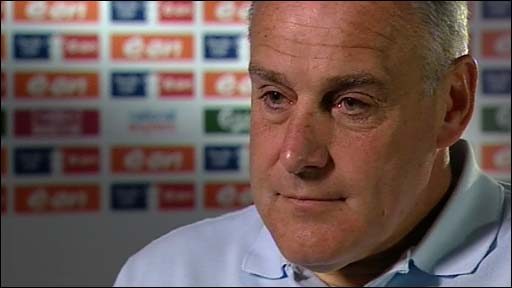 Cardiff manager Dave Jones