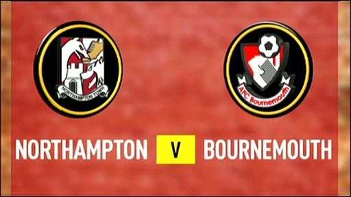 Northampton v Bournemouth