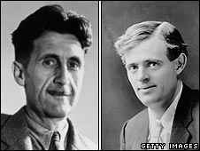 George Orwell and Jack London