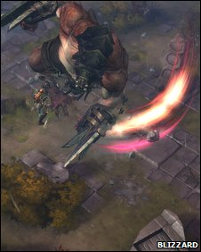 Diablo III screenshot (Blizzard)