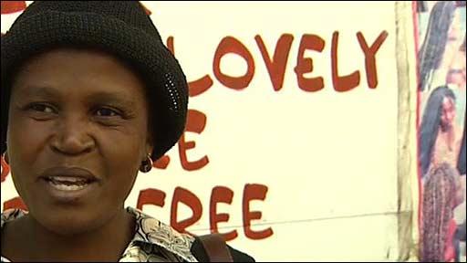 South African citizen