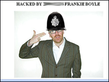 The web hack
