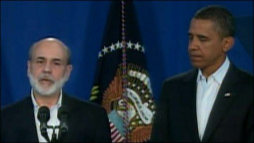 Ben Bernanke and Obama