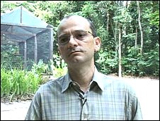 Paul Barreto, senior researcher for the Amazaon Institute for Mankind and the Environment