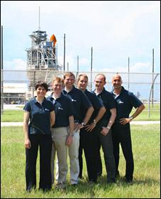 Esa astronauts (BBC)