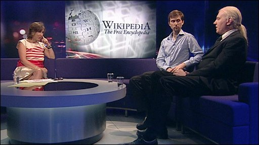 Kirsty Wark is joined by David Gerard, a Wikipedia Editor, and by Kevin Anderson, from the Guardian.