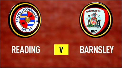 Reading v Barnsley