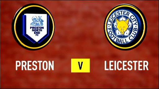 Preston v Leicester