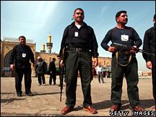 Badr Corps members (2004)
