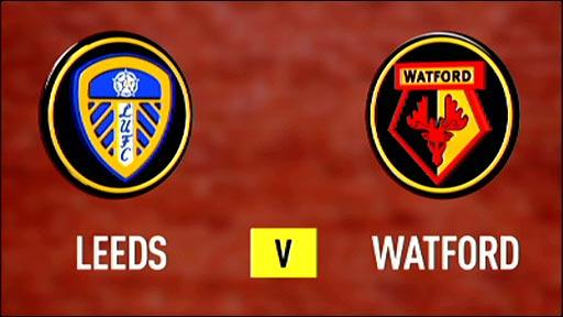 Leeds United v Watford