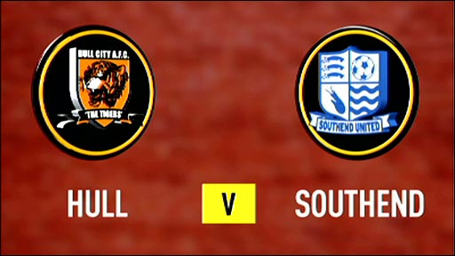 Hull City v Southend United
