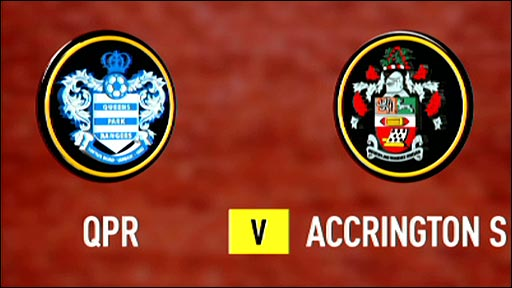 QPR v Accrington Stanley