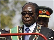 Robert Mugabe, file image, 11 August