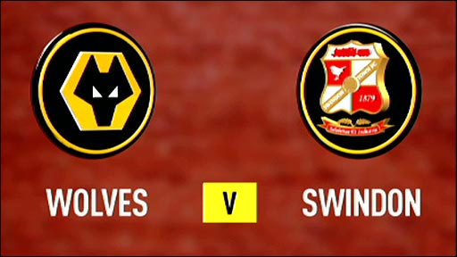 Wolves v Swindon