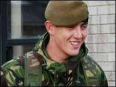 Pte Johnathon Young